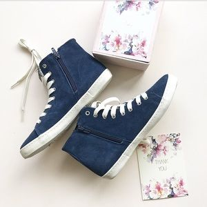 Forever 21 sneakers.
